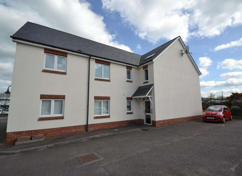 2 Bedrooms Apartment Flat for sale in West End Apartments, Barnstaple