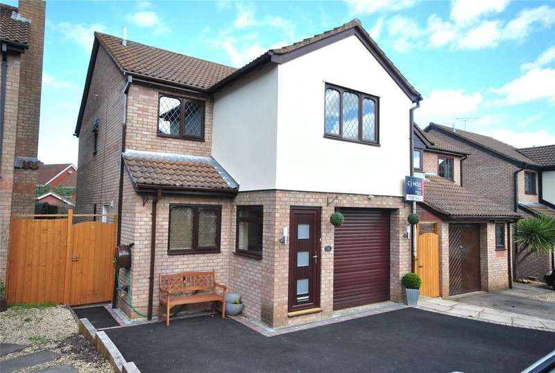 4 Bedrooms Detached House for sale in Rossendale Close, Worle, Weston Super Mare, BS22