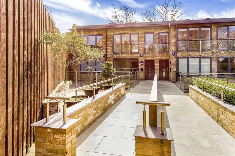 4 Bedrooms Terraced House for sale in Florence Mews, Ardleigh Road, London, N1