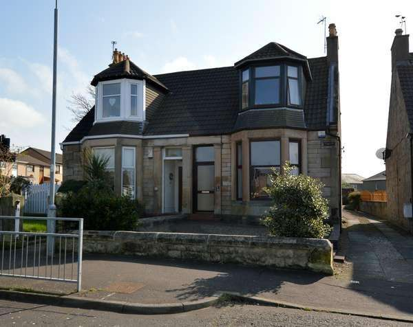 3 Bedrooms Semi-detached Villa House for sale in 36 Caledonia Road, Ardrossan, KA22 8LE