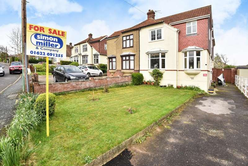 6 Bedrooms Semi Detached House for sale in Grace Avenue, Allington, Maidstone