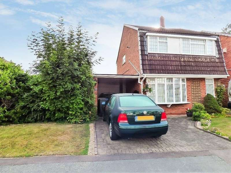 3 Bedrooms Link Detached House for sale in Chester Close, Lichfield