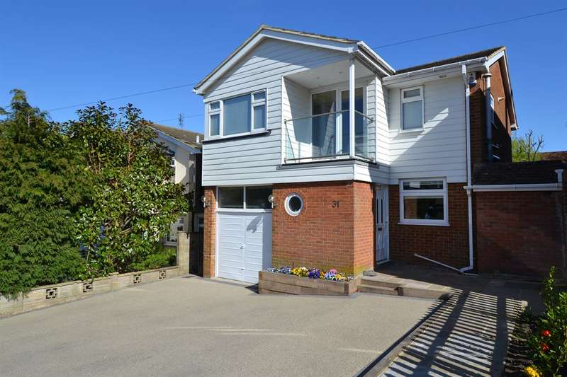 4 Bedrooms Detached House for sale in Windmill Road, Whitstable