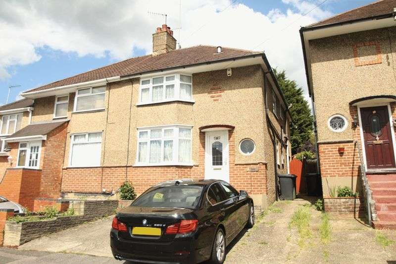 3 Bedrooms Semi Detached House for sale in Corner Hall Avenue, Hemel Hempstead