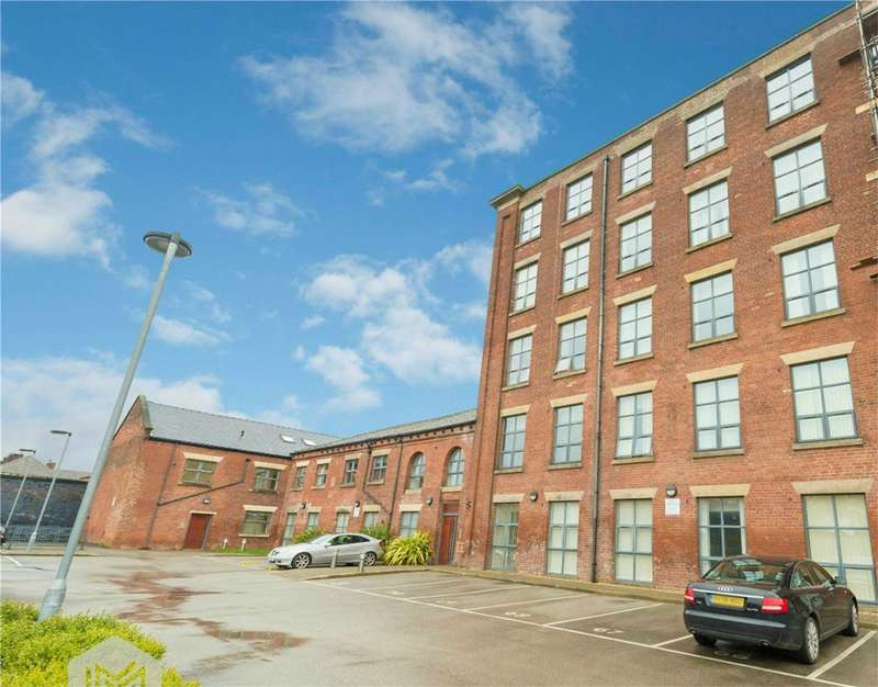 2 Bedrooms Flat for sale in Bentick Street, Bolton, Lancashire
