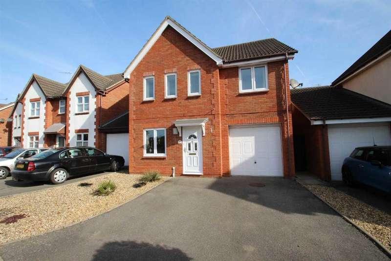 4 Bedrooms Detached House for sale in Jeavons Lane, Grange Farm, Kesgrave, Ipswich