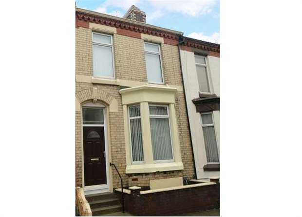 3 Bedrooms Terraced House for sale in Castlewood Road, Liverpool, Merseyside