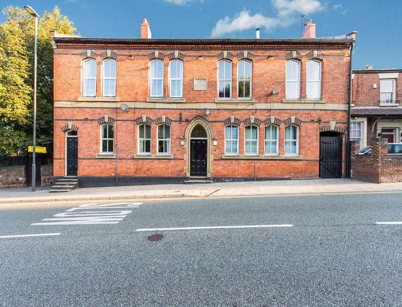 1 Bedroom Flat for sale in Derby Street, Prescot, L34