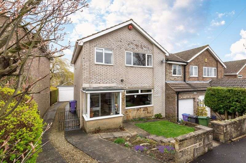 3 Bedrooms Detached House for sale in Moorcroft Drive, Fulwood, Sheffield