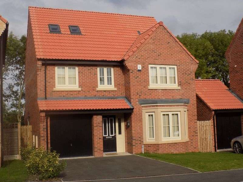 6 Bedrooms Detached House for sale in Baker Avenue, Gringley On The Hill