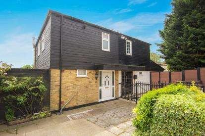 3 Bedrooms House for sale in Fryent Fields, Kingsbury, London