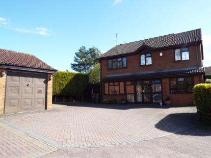 5 Bedrooms Detached House for sale in Fernheath, Luton, Bedfordshire