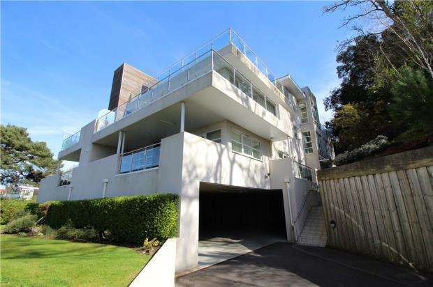 2 Bedrooms Penthouse Flat for sale in Lower Parkstone, Poole, Dorset, BH14