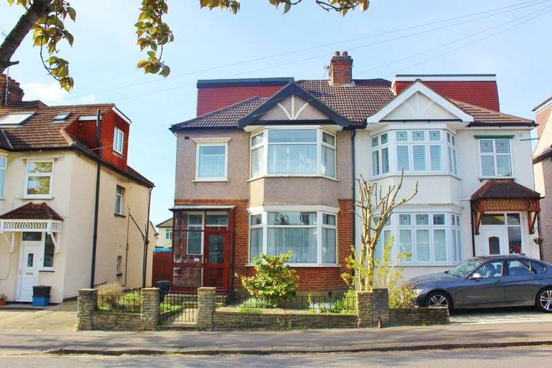 4 Bedrooms Semi Detached House for sale in Grosvenor Gardens, Woodford Green