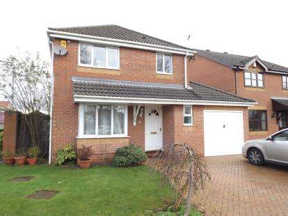 3 Bedrooms Detached House for sale in Hickton Drive, Chilwell, Beeston, Nottingham