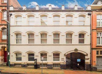 2 Bedrooms Flat for sale in Mills Building, Plumptre Street, Nottingham, Nottinghamshire