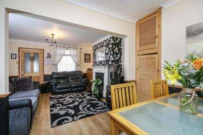 2 Bedrooms Terraced House for sale in Queen Street, Leeswood, Mold, Flintshire, CH7