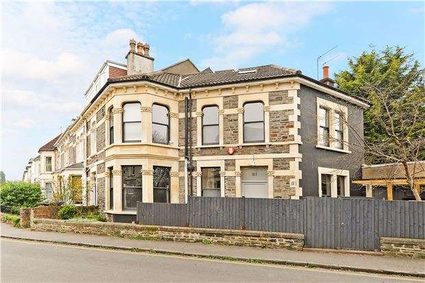 6 Bedrooms End Of Terrace House for sale in Waverley Road, Redland, Bristol, BS6 6ET