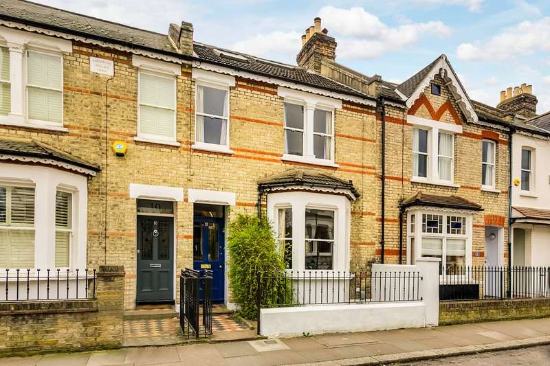 4 Bedrooms Terraced House for sale in Northcote Road, St. Margaret's