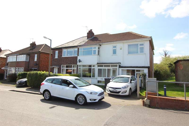 4 Bedrooms House for sale in Nursery Avenue, Sandiacre