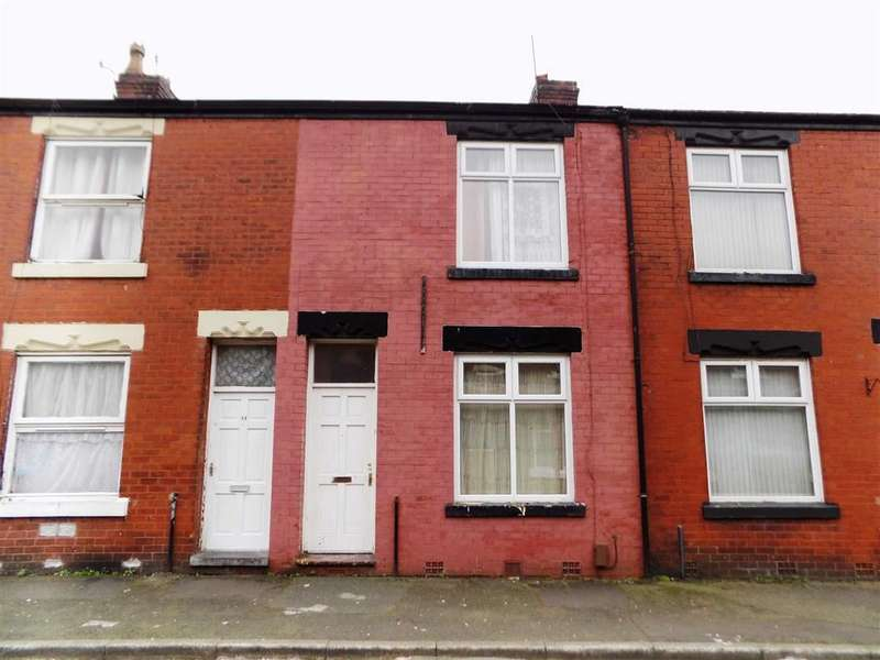 2 Bedrooms Terraced House for sale in Walter Street, Abbey Hey, Manchester