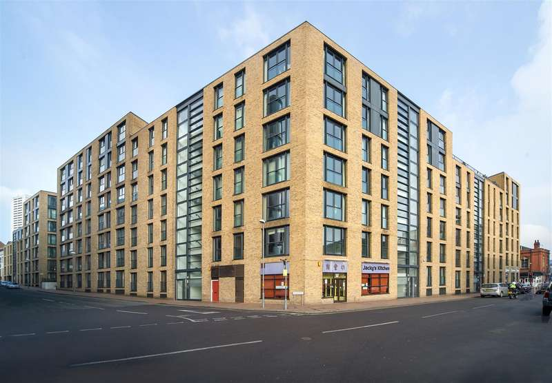 1 Bedroom Property for sale in Southside, St. John's Walk, Birmingham