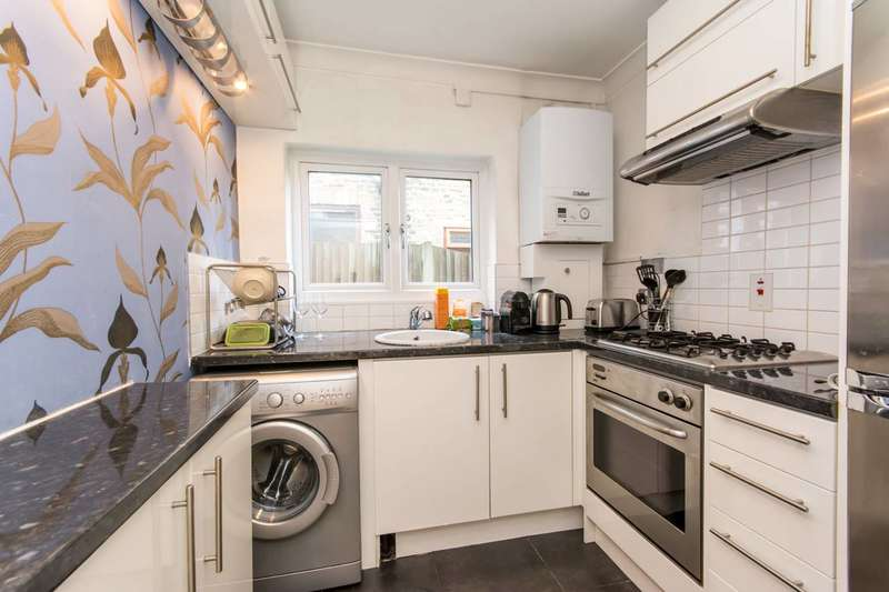 2 Bedrooms Flat for sale in Wakeman Road, Kensal Green, NW10