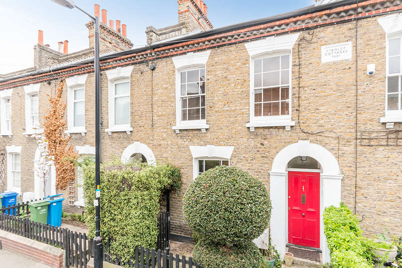 2 Bedrooms Terraced House for sale in Ada Road, Camberwell, SE5