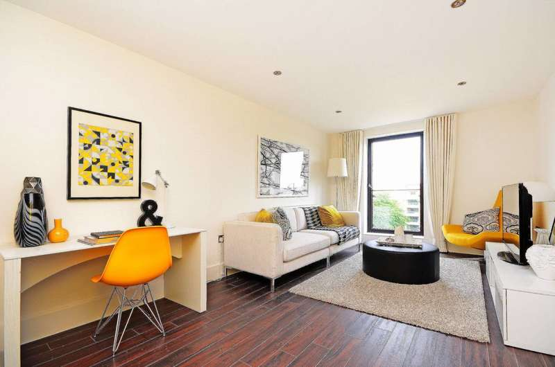 2 Bedrooms Flat for sale in Axio Way, Bow, E3