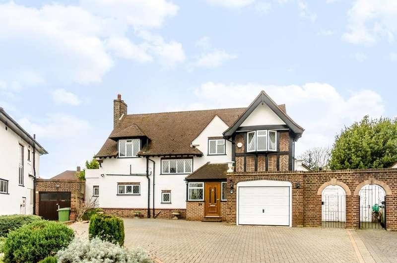 4 Bedrooms House for sale in Cedarhurst Drive, Eltham, SE9