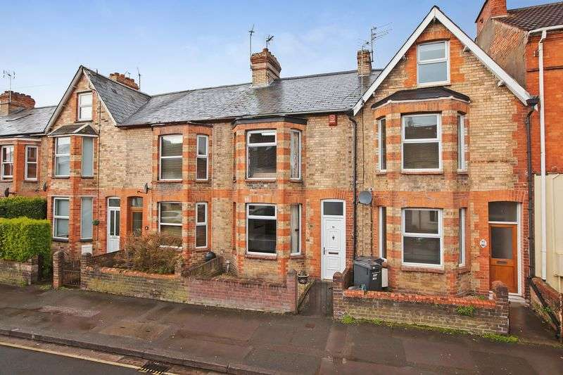 3 Bedrooms Terraced House for sale in Cheddon Road, Taunton