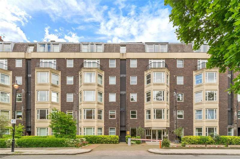 2 Bedrooms Flat for sale in Marlborough Place, St John's Wood
