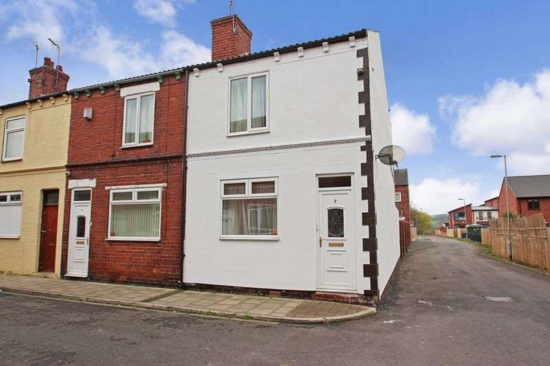 2 Bedrooms Terraced House for sale in Albany Place, South Elmsall