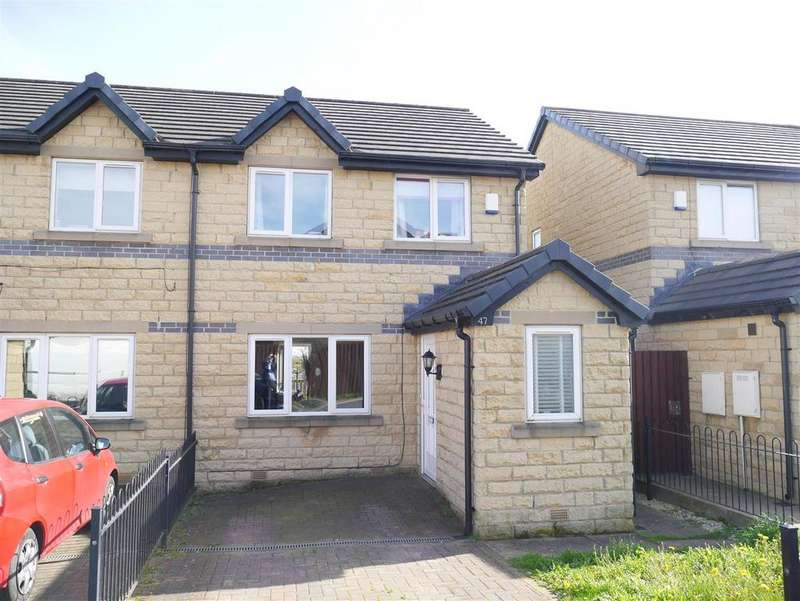 3 Bedrooms Semi Detached House for sale in Coleshill Way, Bierley, BD4 6ER