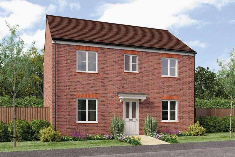 3 Bedrooms Semi Detached House for sale in Tadmarton Road, Bloxham, Banbury