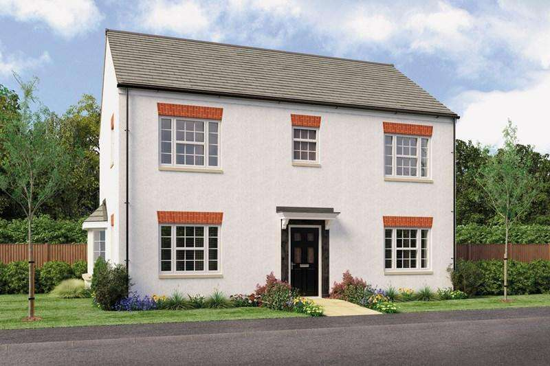 4 Bedrooms Detached House for sale in Tadmarton Road, Bloxham, Bloxham