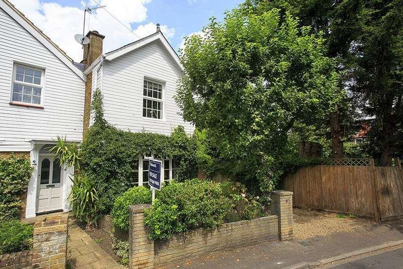 3 Bedrooms End Of Terrace House for sale in New Road, Ham, Surrey, TW10
