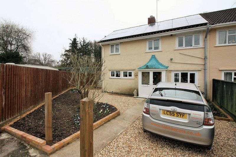 3 Bedrooms Semi Detached House for sale in 3 Oak Close, Farley, Salisbury