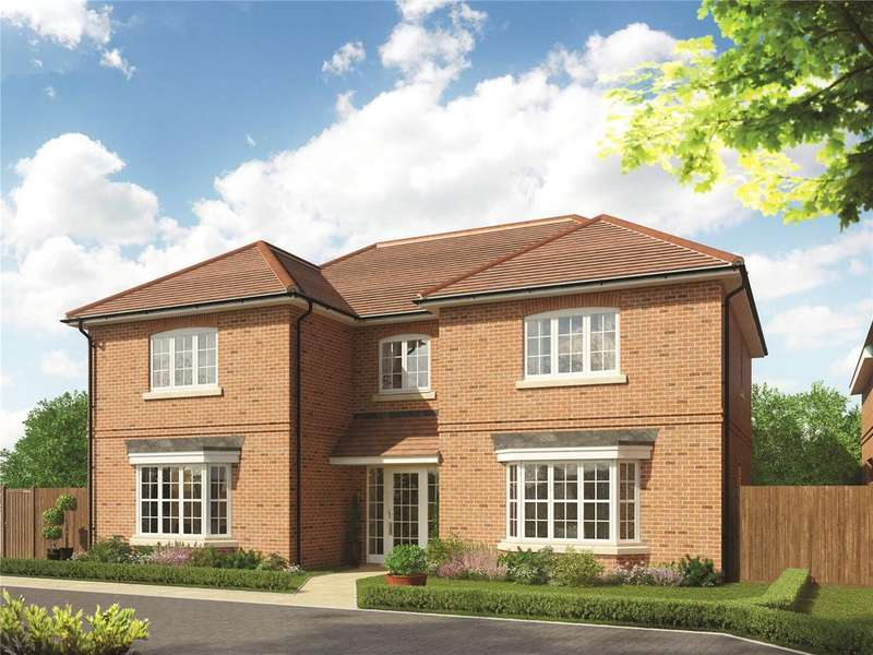 5 Bedrooms Detached House for sale in The Willows, Swallowfield, Berkshire, RG7