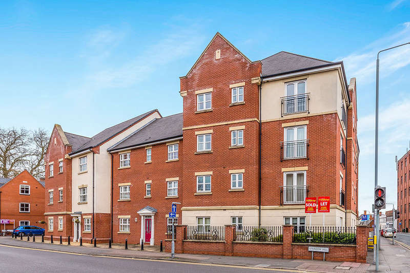 2 Bedrooms Flat for sale in Manor Gardens Close, Loughborough, LE11