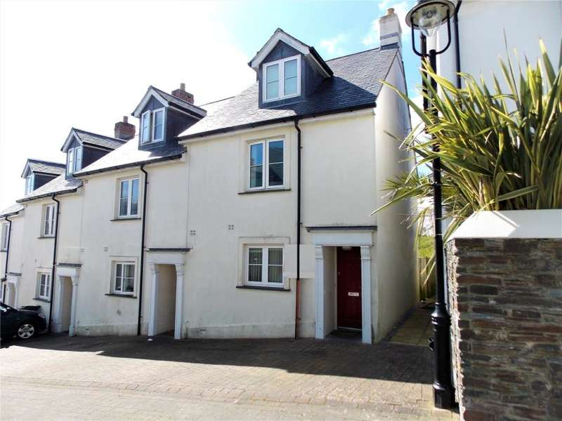 3 Bedrooms End Of Terrace House for sale in Chapmans Way, St Austell
