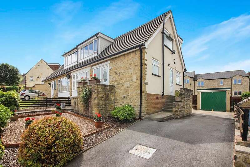 3 Bedrooms Semi Detached House for sale in Westfell Way, Keighley, BD22