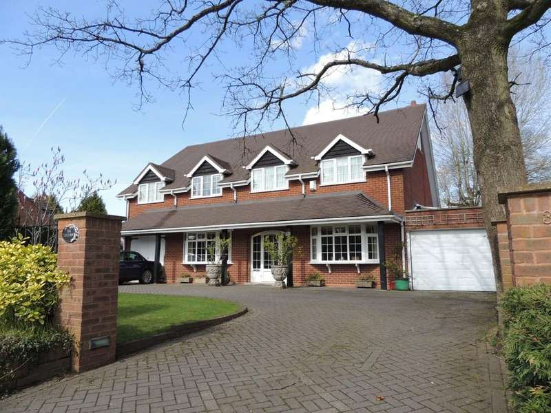 5 Bedrooms Detached House for sale in Blind Lane, Tanworth in Arden