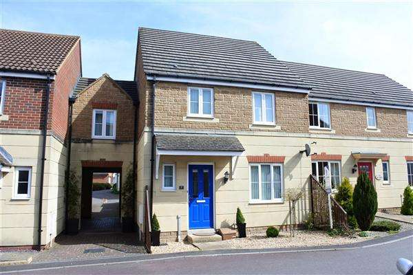 4 Bedrooms House for sale in Jay Walk, Gillingham