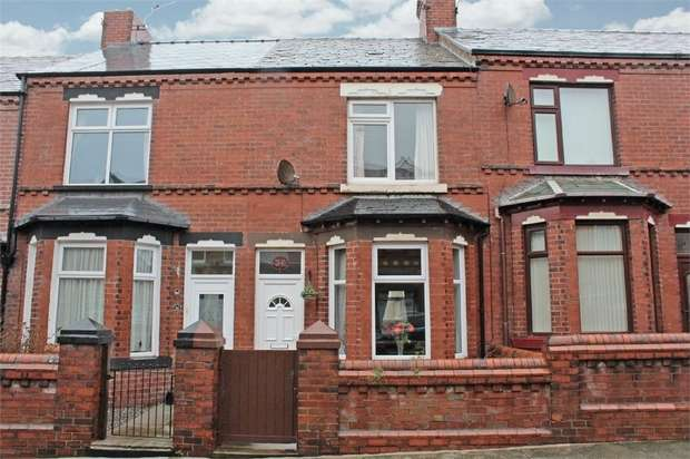 3 Bedrooms Terraced House for sale in James Watt Terrace, Barrow-in-Furness, Cumbria