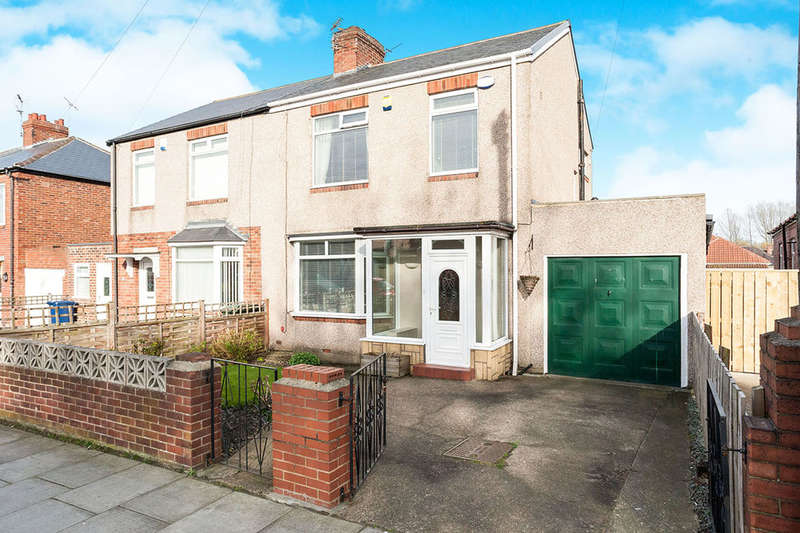 3 Bedrooms Semi Detached House for sale in West Farm Road, Newcastle Upon Tyne, NE6