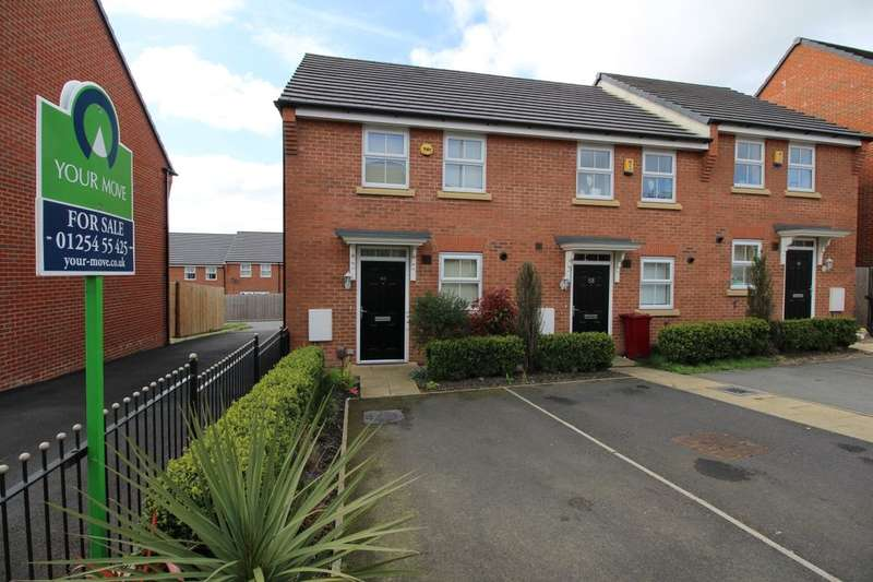 2 Bedrooms Semi Detached House for sale in Infirmary Road, Blackburn, BB2