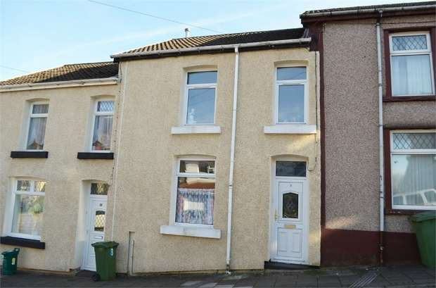 3 Bedrooms Terraced House for sale in Oakdale Road, Tonypandy, Mid Glamorgan