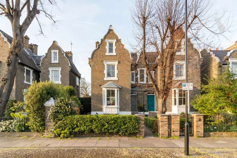4 Bedrooms House for sale in de Beauvoir Square, de Beauvoir, N1