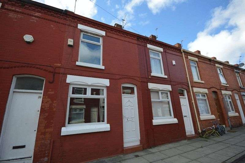 2 Bedrooms Terraced House for sale in Dentwood Street, Liverpool